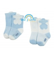 Calcetines Tous Azul